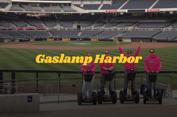 San Diego Segway tour, downtown segway tour, galamp segway tour, san diego harbor segway