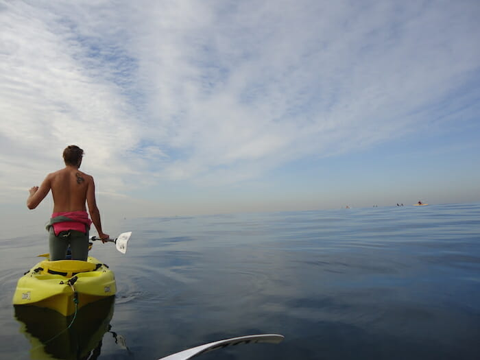 San Diego Kayak Tours Of Mission Bay We Love Tourists