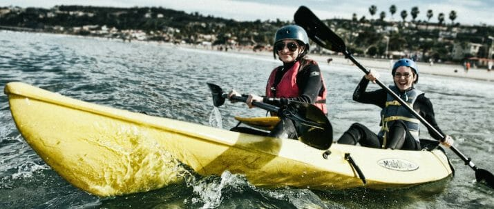 ORIGINAL LA JOLLA KAYAK TOUR